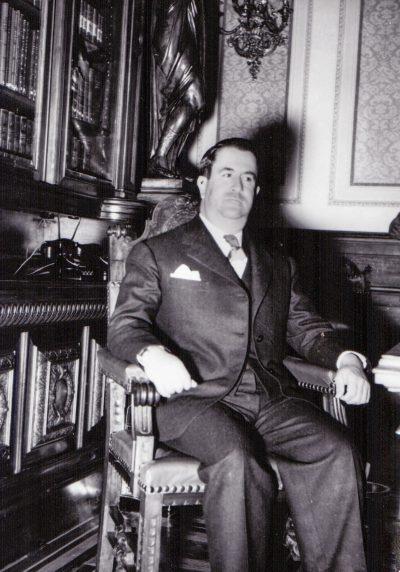 Manuel Ávila Camacho Presidente 1940 - 1946